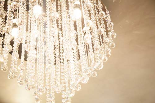 ladies suite Chandelier